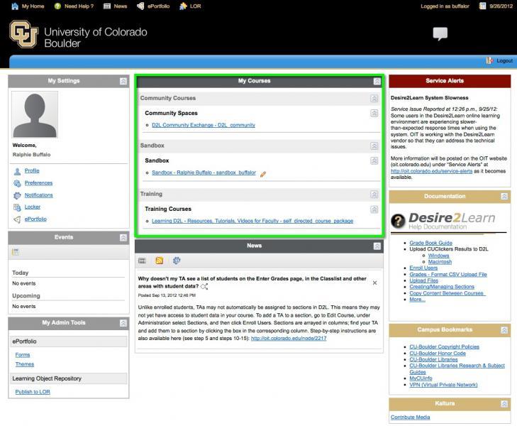 D2L Brightspace – Direct Login | Student Help Desk at PCC