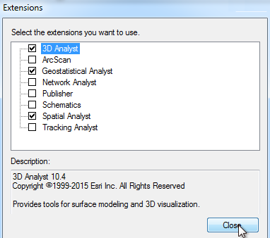 ArcGIS Desktop - Install & Authorize   Office of Information