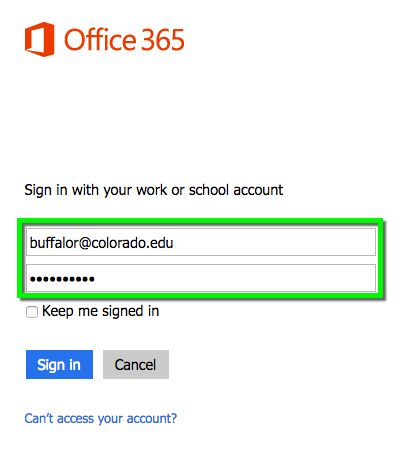 Outlook Web App - Sharing an Email Folder or Mailbox | Office of