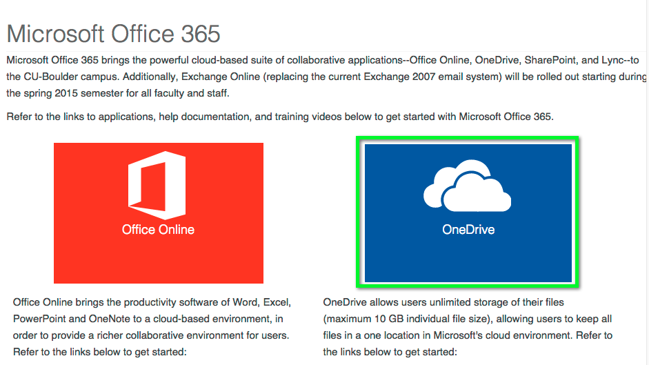 Office 365 - Connect to OneDrive via Microsoft Document Connection