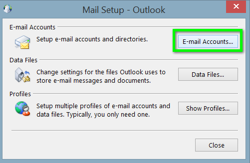 How to set up exchange email on outlook